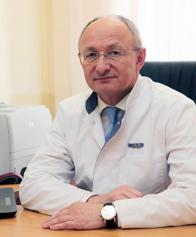 Директор Института ревматологии проф. А. М. Лила