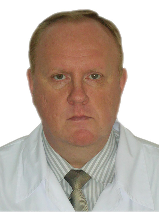 Профессор Александр Смирнов