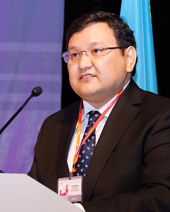 Профессор Галымжан Тогизбаев