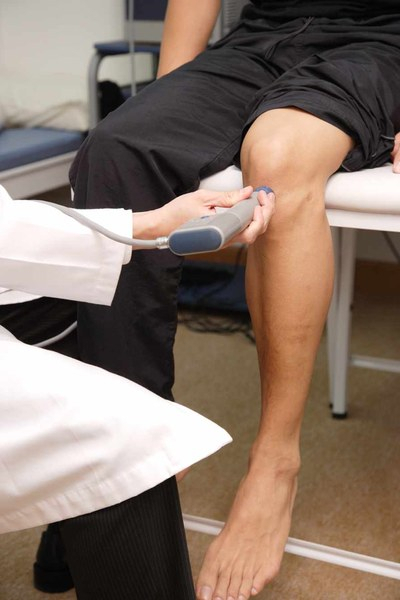УЗИ мениска коленного сустава
