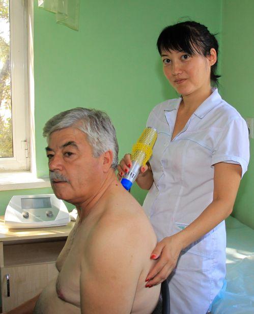 физиотерапия Гульнара Аширова