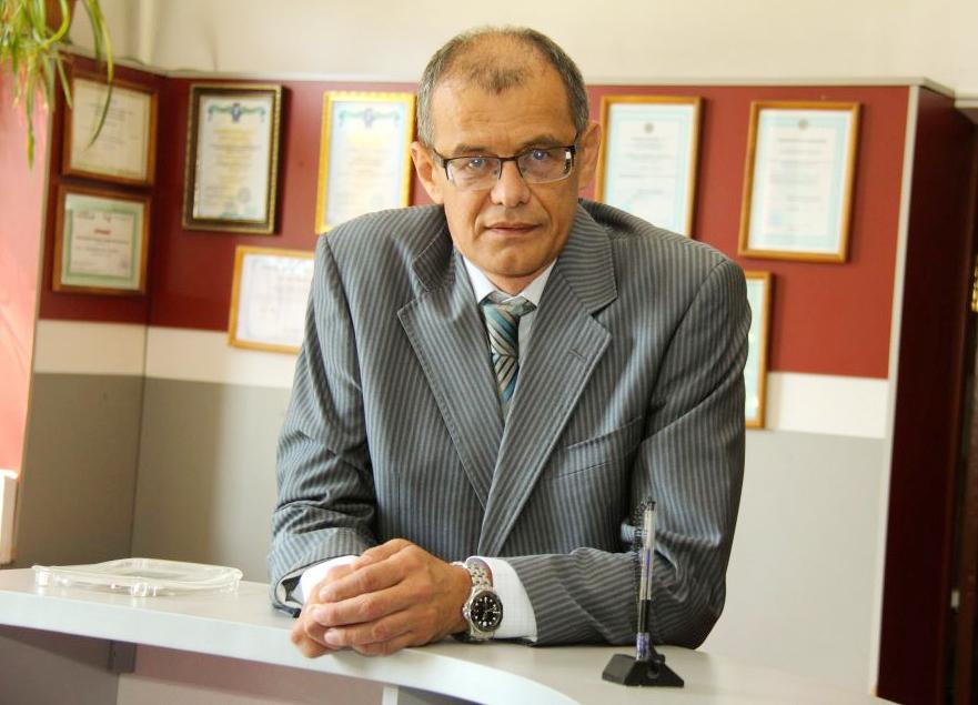 Баймухамедов Чокан Тлеукулович главный врач
